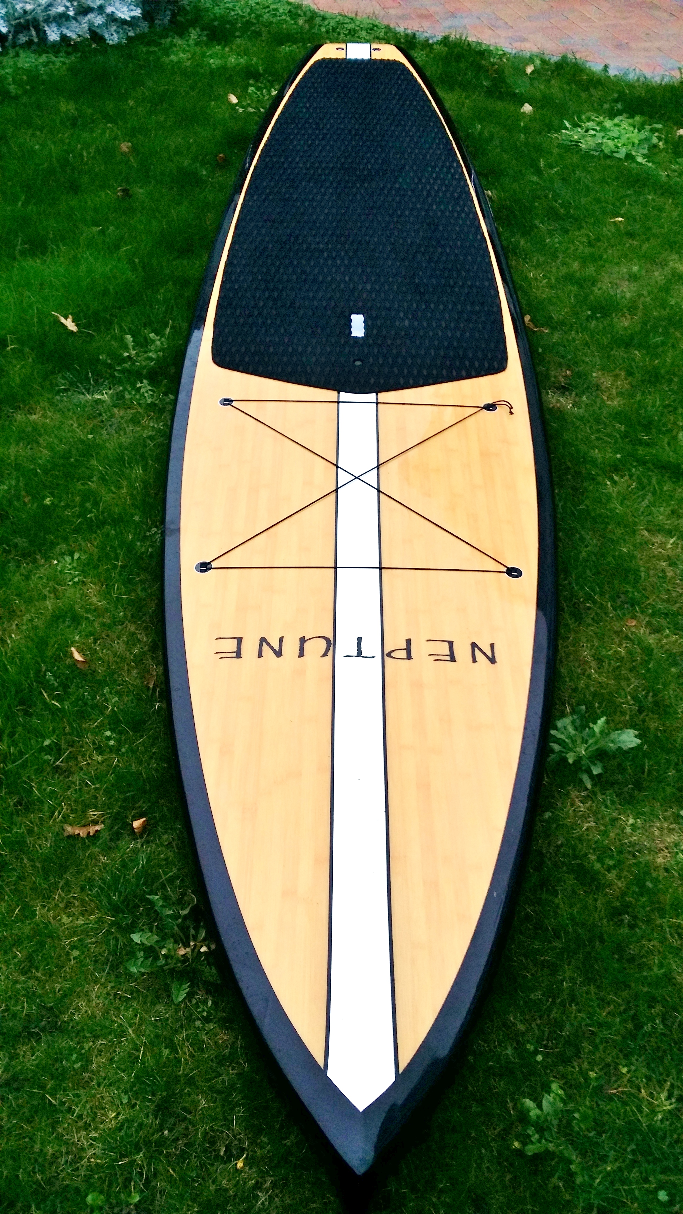 Neptune SUPs 12.6ft Race/Tourer SUP Mag UK review